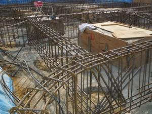 芦屋市壁式構造住宅1